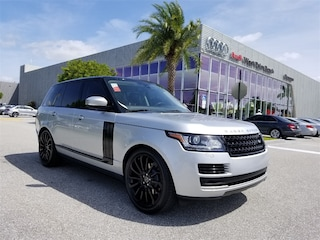 2015 Land Rover Range Rover 3.0L V6 Supercharged HSE SUV