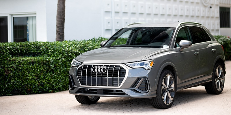 New Audi Q3 for Sale West Palm Beach FL