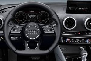 Audi Dashboard