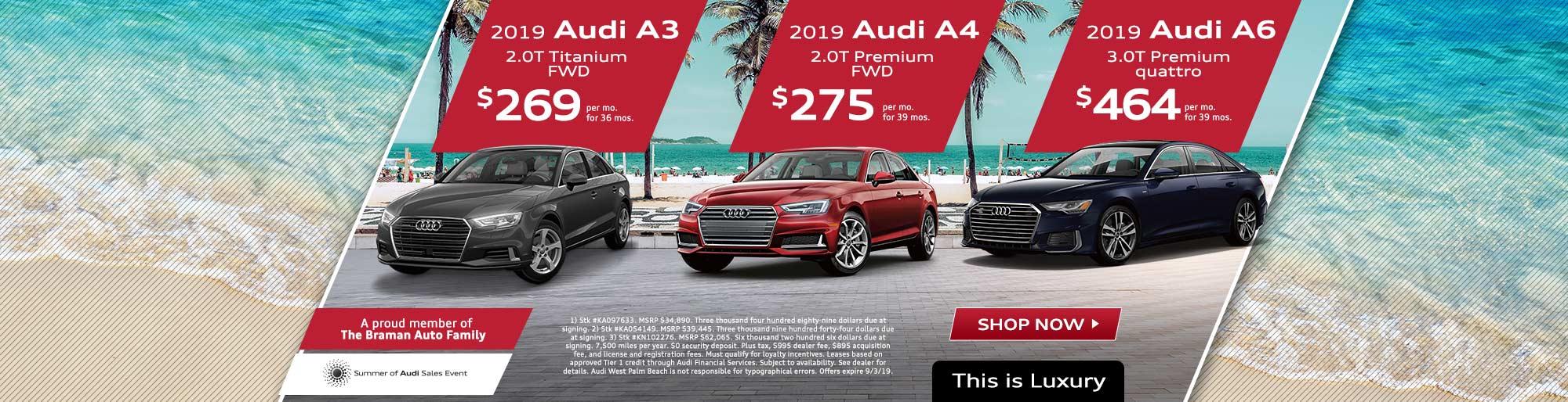Audi West Palm Beach | Audi Dealer West Palm Beach FL