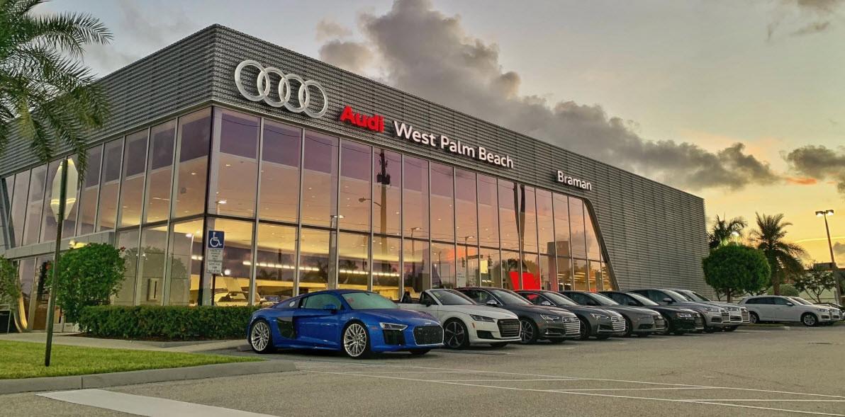 Audi Dealership Near Me >> Audi Dealer Near Me Audi West Palm Beach