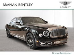 2019 Bentley Mulsanne Speed Sedan