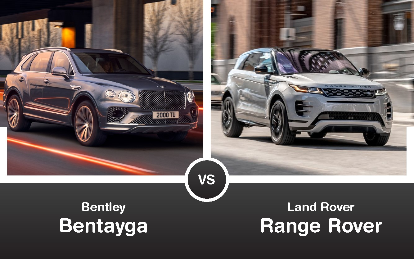 Bentayga vs Range Rover
