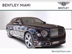 2020 Bentley Mulsanne Speed Sedan