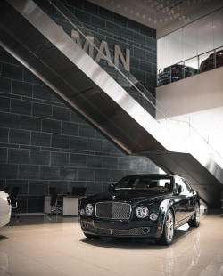 Braman Bentley Miami