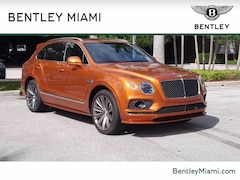 2020 Bentley Bentayga Speed SUV