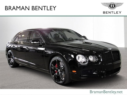 New 2018 Bentley Flying Spur For Sale At Bentley Miami Vin