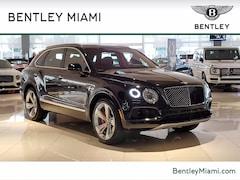 2019 Bentley Bentayga V8 SUV