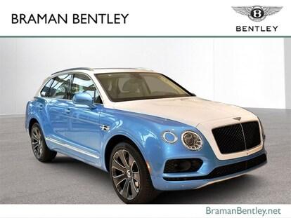 New 2019 Bentley Bentayga For Sale at Bentley Miami | VIN
