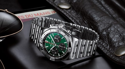 Breitling Chronomat Bentley Edition Wristwatch