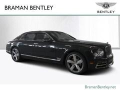 2019 Bentley Mulsanne Speed Sedan