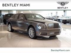 2020 Bentley Mulsanne Sedan