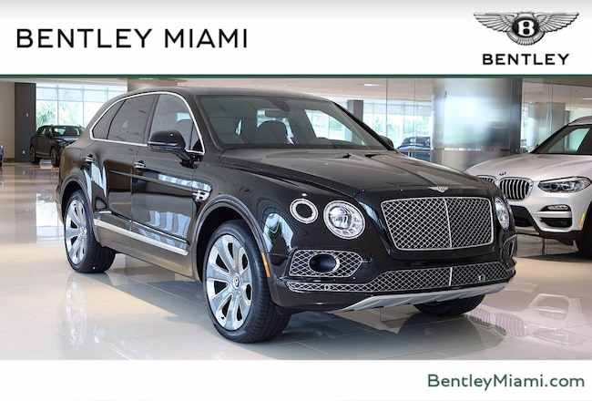 2018 Bentley Bentayga Mulliner SUV