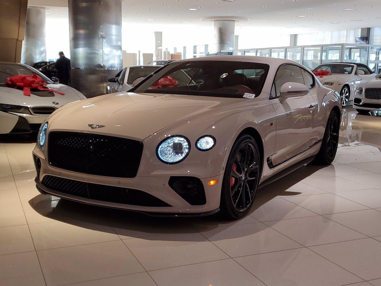 Pre Owned 2020 Bentley Continental Gt For Sale At Braman Bmw Miami Vin Scbcg2zg1lc079723