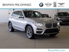 2020 BMW X3 sDrive30i SAV in [Company City]
