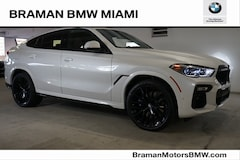 2020 BMW X6 M50i Coupe