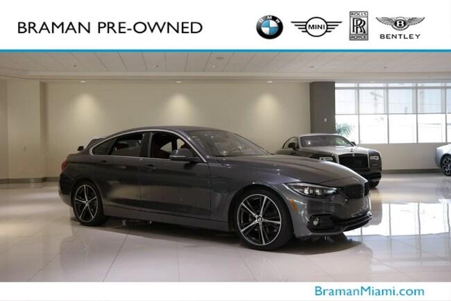 2020 BMW 430i Gran Coupe