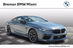 2022 BMW M8 Competition Coupe