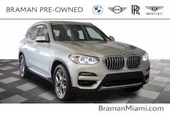 2021 BMW X3 sDrive30i SAV in [Company City]