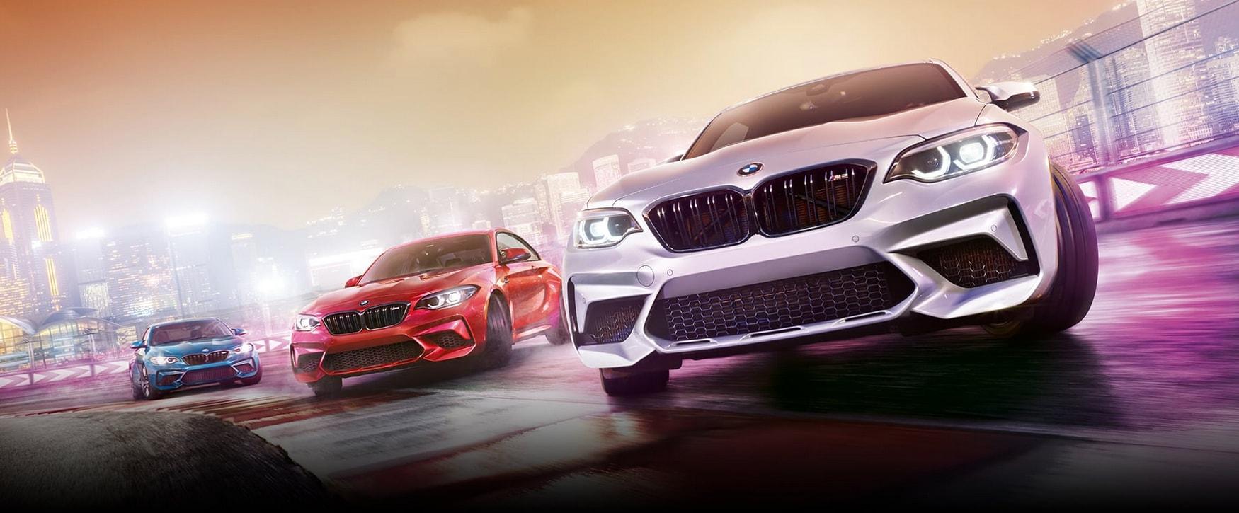 2021-2022 BMW V8 Models
