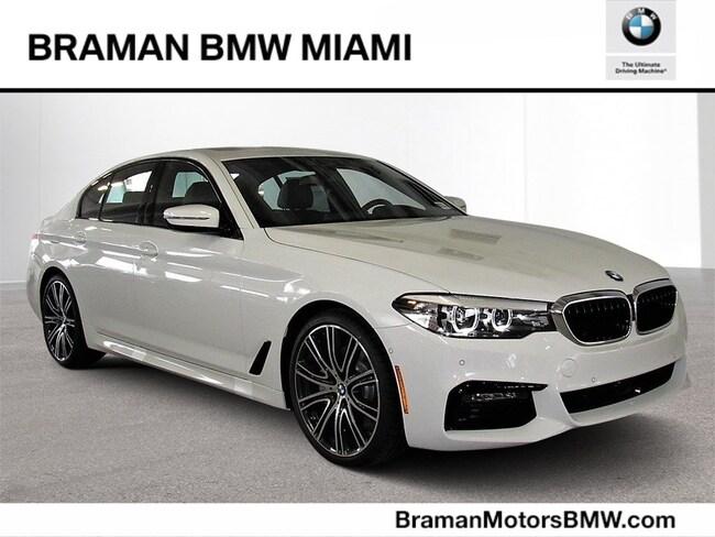 New 2019 Bmw 540i For Sale At Braman Bmw Vin Wbaje5c55kwe66372