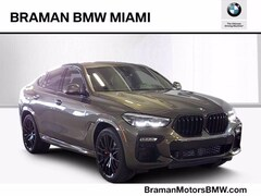 2021 BMW X6 sDrive40i Sports Activity Coupe