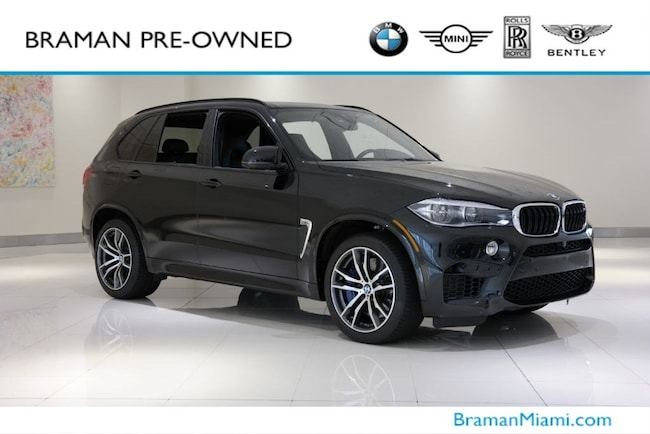 2015 BMW X5 M SAV