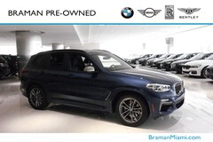 2019 BMW X3 M40i SAV in [Company City]