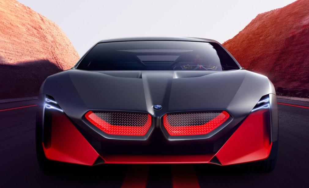BMW 2021 Concept Car