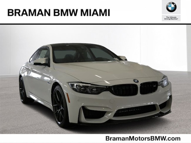 2020 BMW M4 CS Coupe