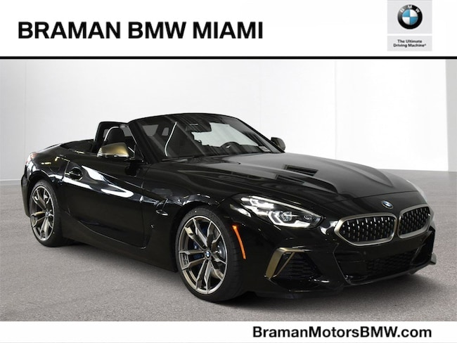 Braman Bmw Miami >> New 2020 Bmw Z4 For Sale At Braman Bmw Vin Wbahf9c0xlww43696