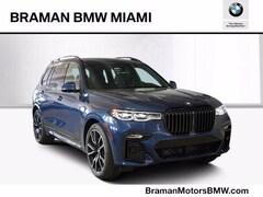 2021 BMW X7 xDrive40i SAV