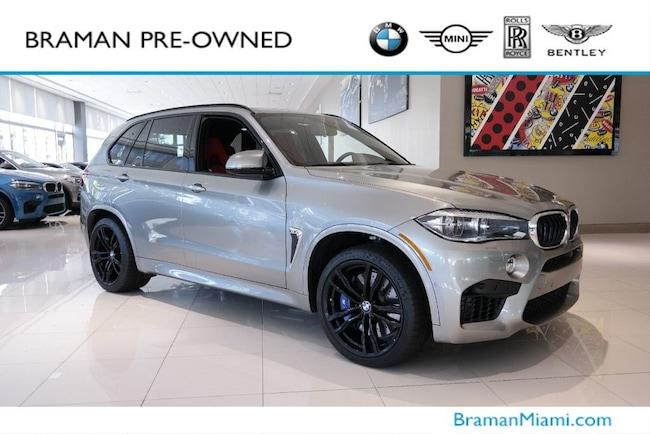 2018 BMW X5 M SAV