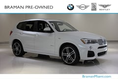 2017 BMW X3 xDrive35i SAV