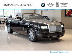2014 Rolls-Royce Phantom Drophead Coupe Base Convertible