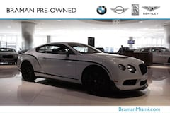 2015 Bentley Continental GT GT Coupe