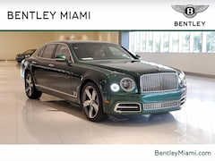 2020 Bentley Mulsanne Speed Sedan