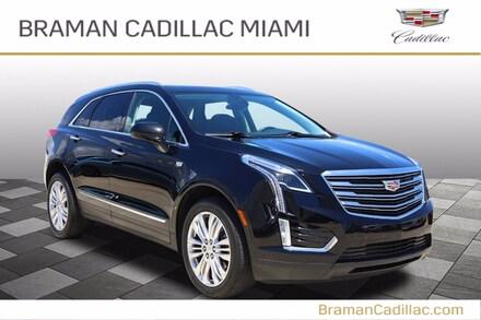 2018 Cadillac XT5 Premium Luxury FWD FWD  Premium Luxury
