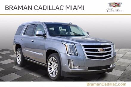 2018 Cadillac Escalade Premium Luxury 4WD  Premium Luxury