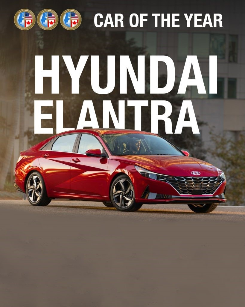 Hyundai Car of The Year Award