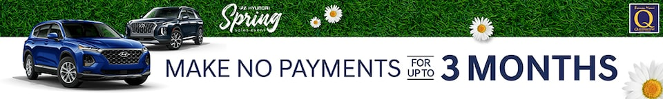 Make No Payment For Up To 3 Months