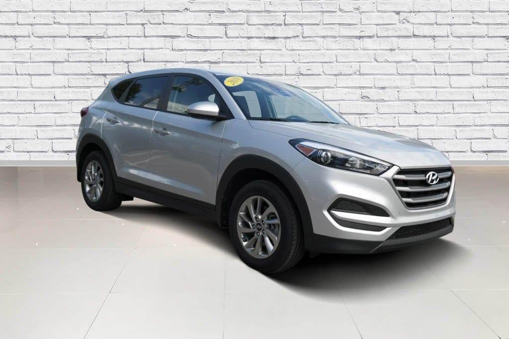 2018 Hyundai Tucson SE SE FWD