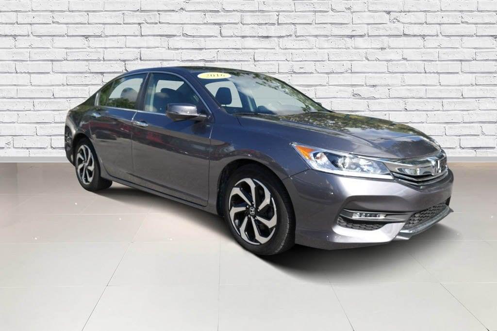 2016 Honda Accord Sedan EX-L I4 CVT EX-L