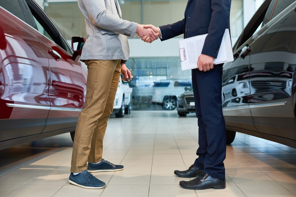 Trade in Your Vehicle