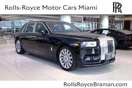 2018 Rolls-Royce Phantom Sedan Sedan