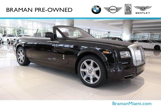 2016 Rolls-Royce Phantom Coupe Drophead Drophead