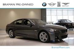 2015 BMW 5 Series 535i Sedan