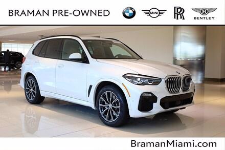 2019 BMW X5 xDrive40i xDrive40i Sports Activity Vehicle