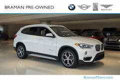 2017 BMW X1 sDrive28i sDrive28i Sports Activity Vehicle