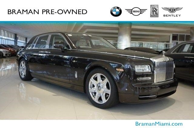 2014 Rolls-Royce Phantom 4dr Sdn Sedan